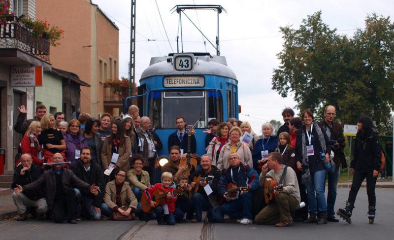Projekt Fabryka snów w mieście Łódź