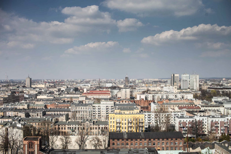Panorama Śródmieścia, fot. Joanna Tarnowska