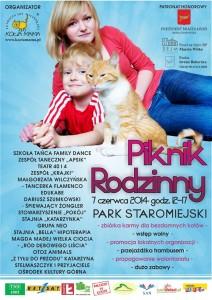 Fundacja Kocia Mama Piknik Rodzinny