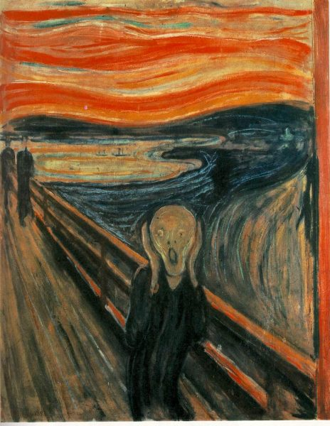 Edvard Munch, Scream