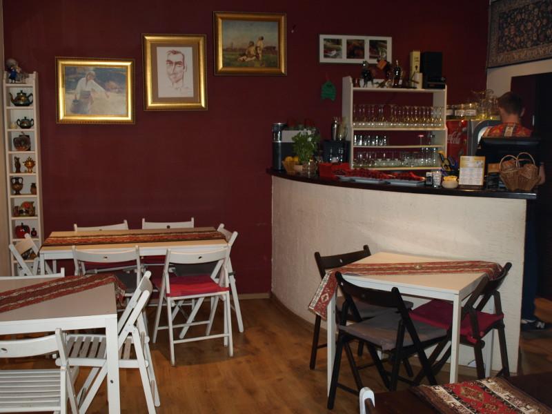 Restauracja Lavash. Fot. Michał Kwiatkowski