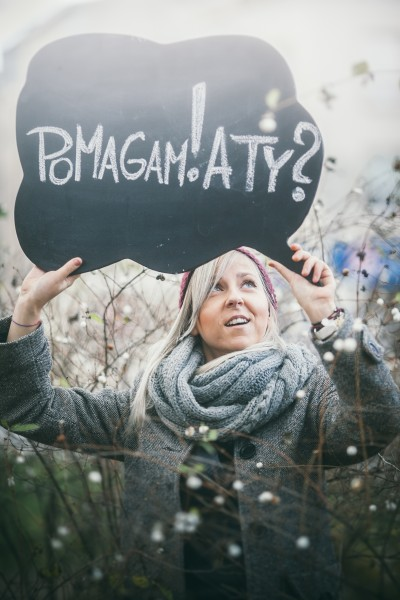 Na zdjęciu Karolina Wilczyńska. Fot. Zbigniew Polędwica