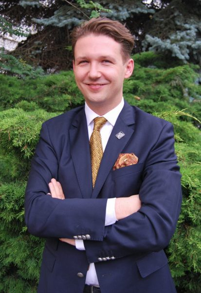 Marcin Górski. Fot. Anna Jurek