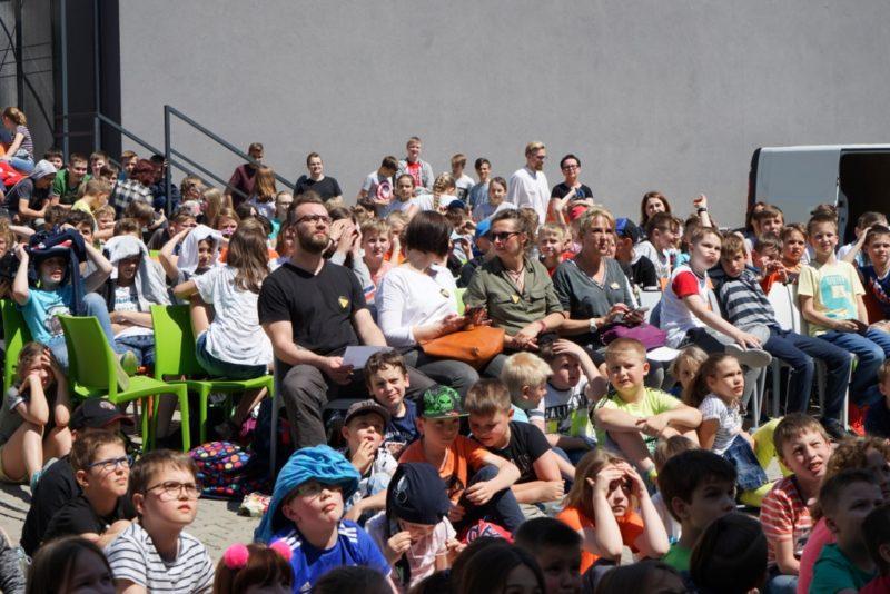 Festiwal Filmów Antydyskryminacyjnych Drogowskazy. Foto: archiwum autorki.